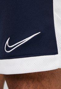 Nike Performance - DRY ACADEMY SHORT  - kurze Sporthose - obsidian/white - 5