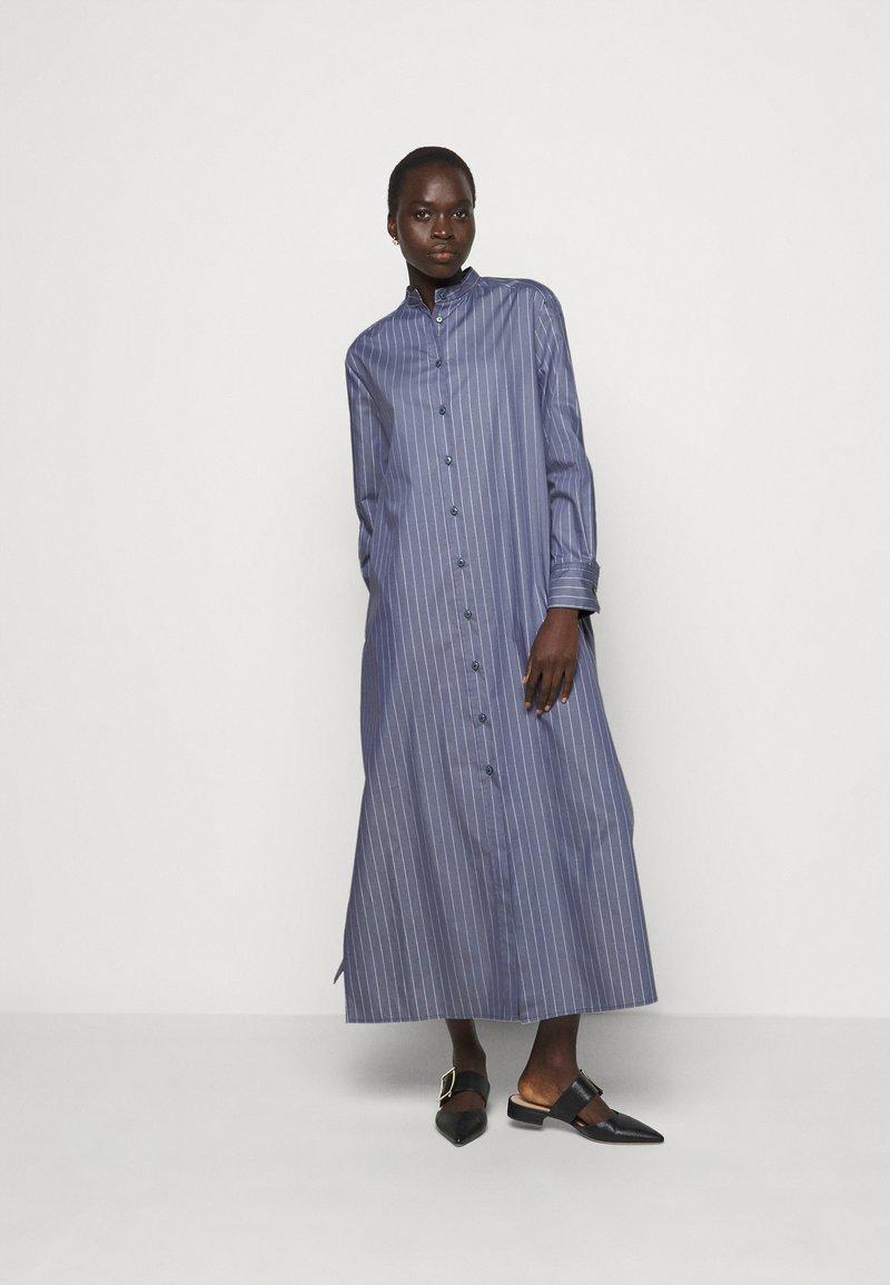 Max Mara Leisure - USSURI - Shirt dress - lichtblau