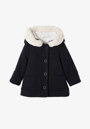 Mädchen Baby - Winter coat - nachtblau