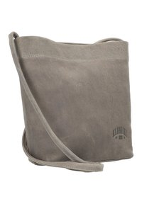 Klondike 1896 - BROOKE - Across body bag - grau - 3