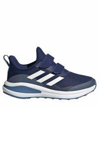 adidas Performance - FORTARUN - Stabilty running shoes - blue - 7