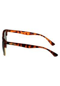 CHPO - RUMI  - Sunglasses - turtle brown/green - 4