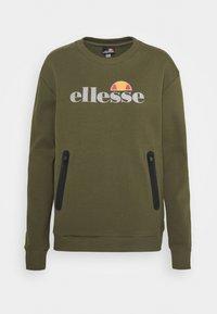 Ellesse - ORCIA - Sweatshirt - khaki - 4