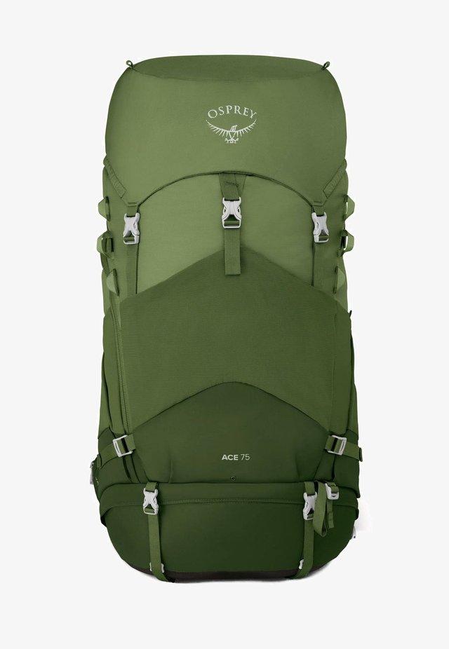 ACE - Hiking rucksack - venture green