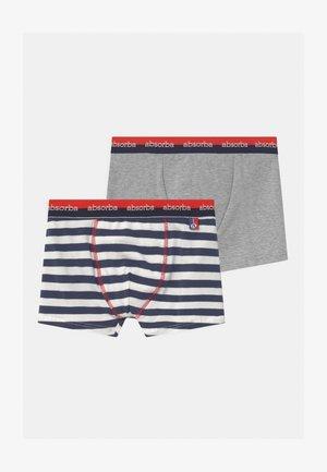 2 PACK - Pants - matelot