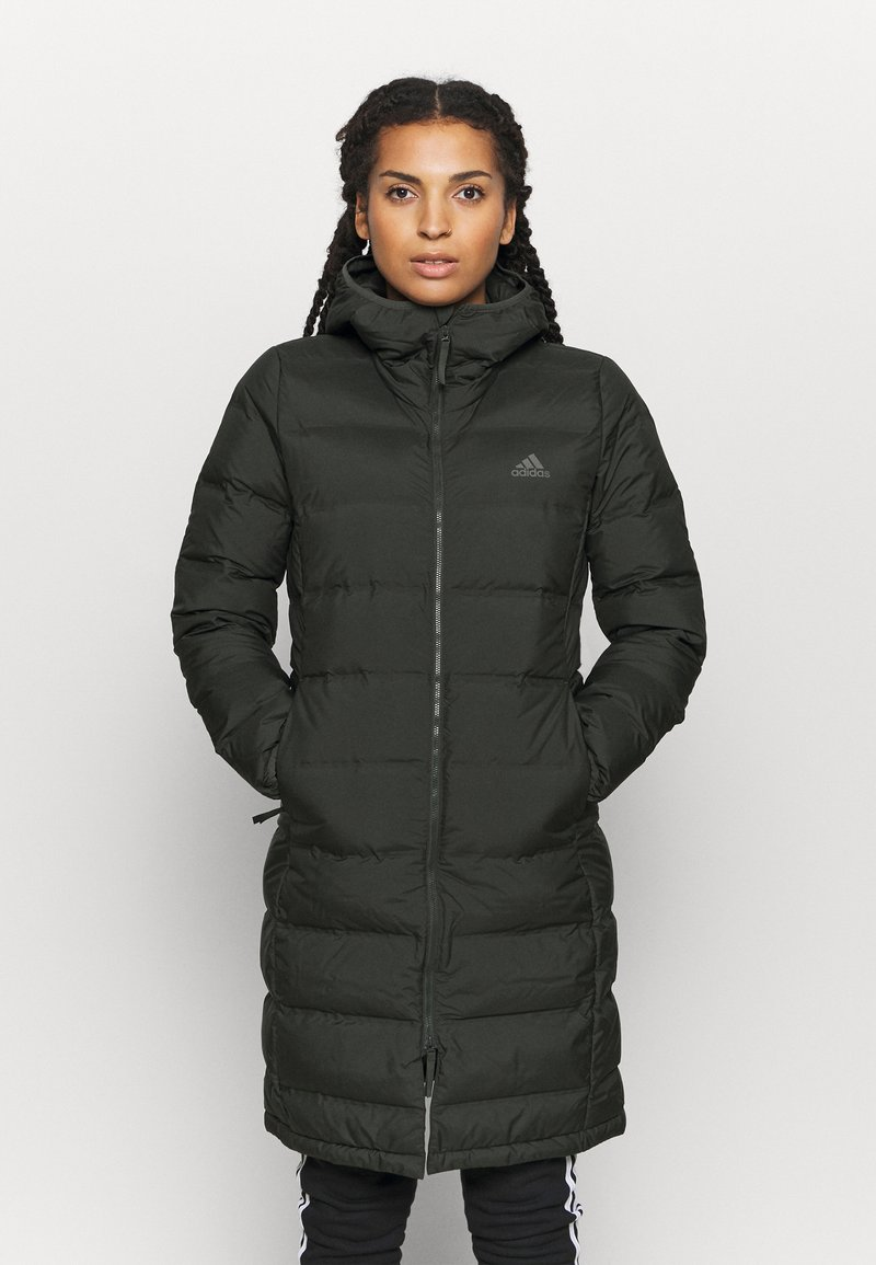 adidas Performance - FOUNDATION PRIMEGREEN JACKET - Down coat - legear
