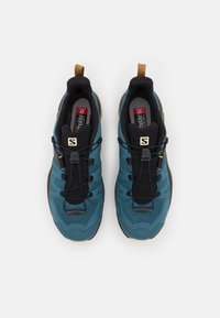 Salomon - X ULTRA 4 - Hikingskor - mallard blue/bleached sand/bronze brown - 3