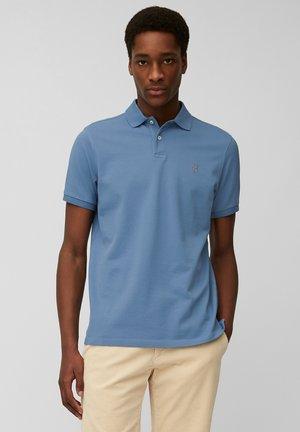 SHORT SLEEVE BUTTON - Polo shirt - kashmir blue