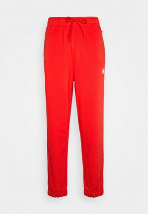 TRACKPANTS - Tracksuit bottoms - flame