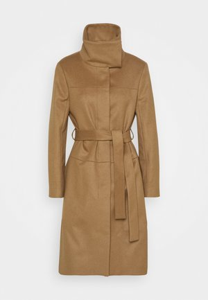 CORI  - Classic coat - light brown