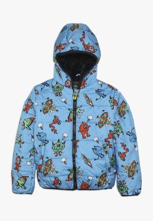 SMALL BOYS JACKET - Winter jacket - swedish blue