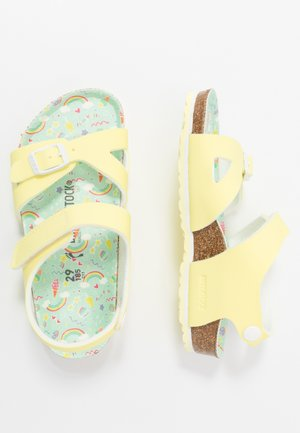 COLORADO - Sandals - candy pastel yellow