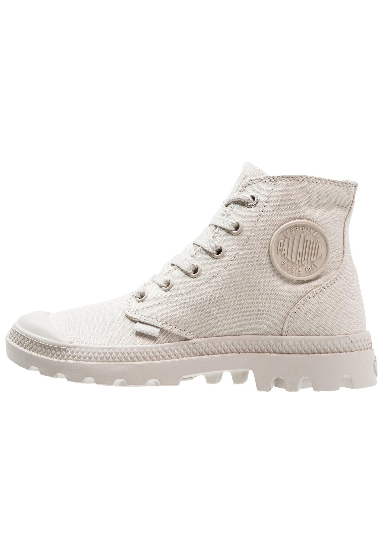 Men MONO CHROME - Lace-up ankle boots