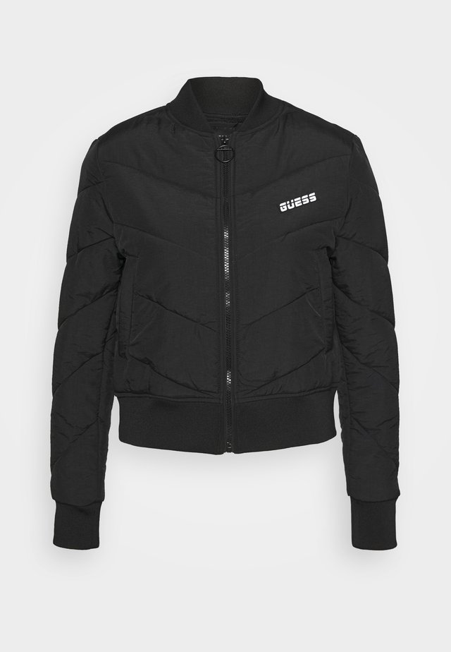 SPORT JACKET - Training jacket - jet black
