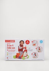 Skip Hop - ZOO 3-IN-1 RIDE ON TOY FOX - Speelgoed - multi-coloured - 3