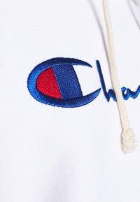 Champion Reverse Weave - Huppari - white - 6