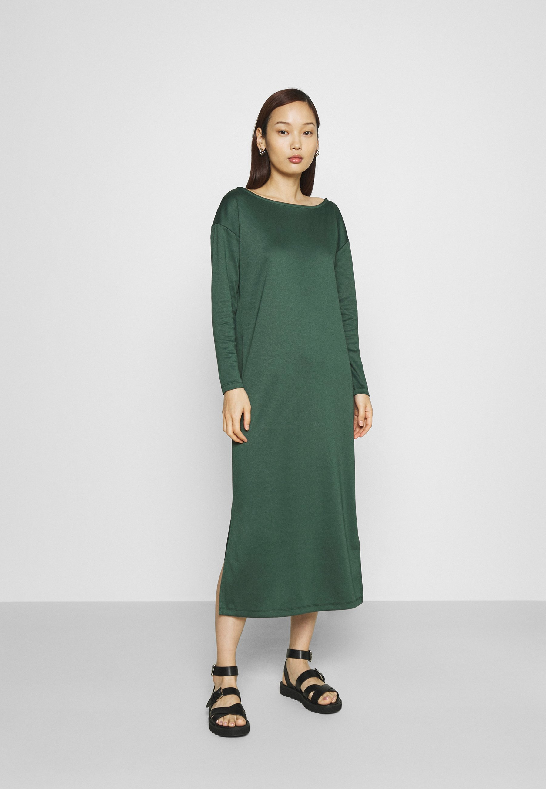 Women VITINNY MIDI HIGH SLITS DRESS - Day dress