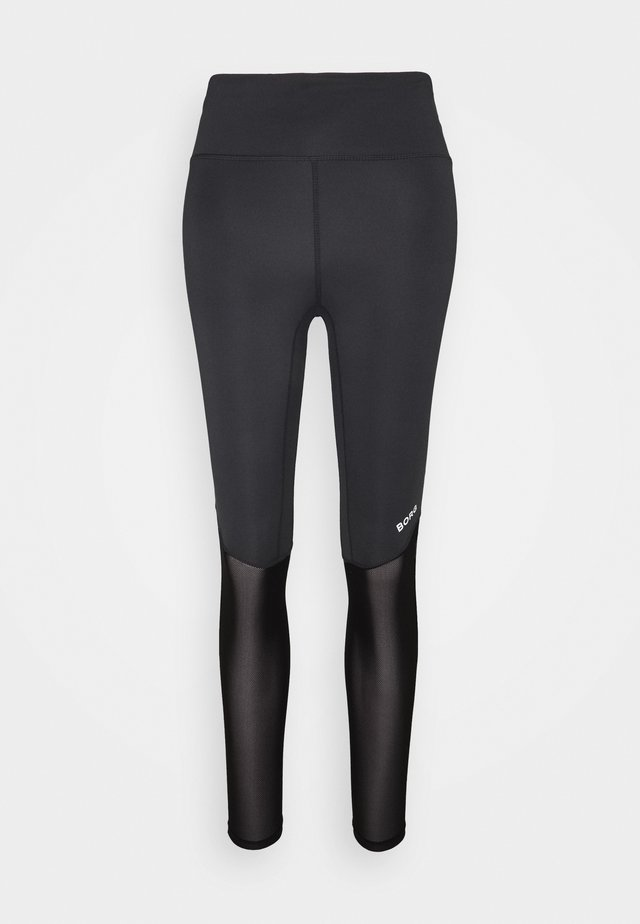 CLARENCE TIGHTS - Leggings - black beauty