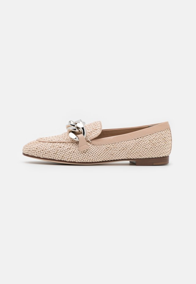 LOAFER VERSILIA - Slipper - spiaggia rosa