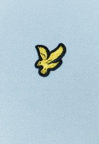Lyle & Scott - HOODIE - Sweater - light blue - 5
