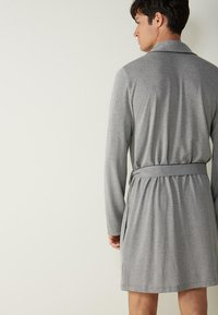 Intimissimi - MORGEN - Dressing gown - mid grey blend - 1