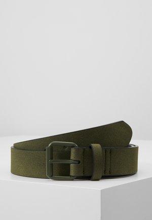 UNISEX - Belt - oliv
