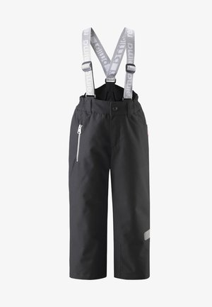 KIDDO LIGHTNING - Snow pants - black