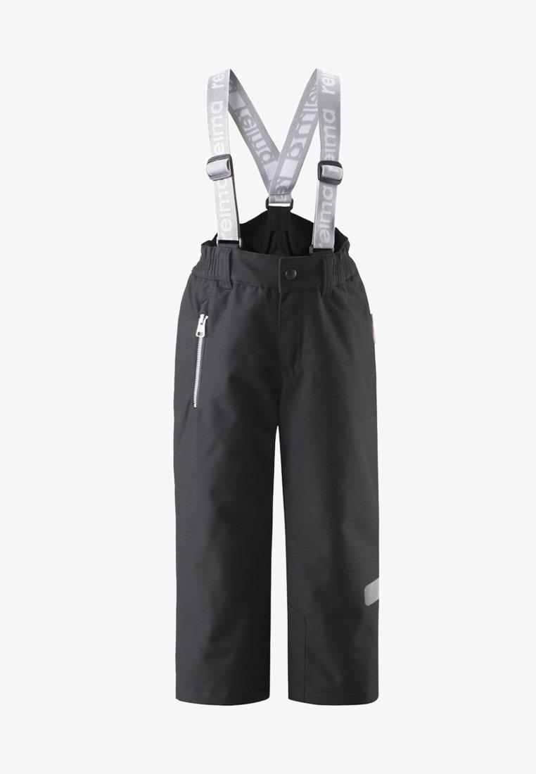 Reima - KIDDO LIGHTNING - Snow pants - black