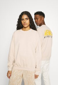 Mennace - ATHLETICS UNISEX - Sweatshirt - beige - 3