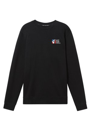 DIMENSION CREW - Sweatshirts - black