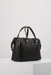 Tommy Hilfiger - CORE MED SATCHEL - Handbag - black - 2