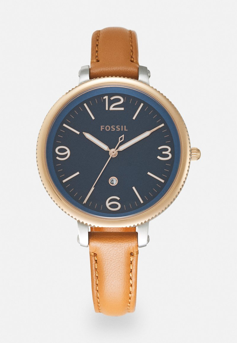 Fossil - MONROE - Hodinky - brown