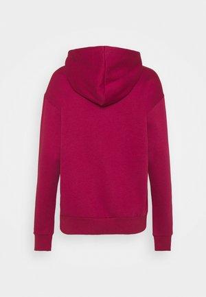 HOODY - Sweatshirt - punch berry