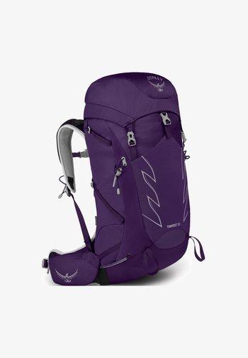 TEMPEST - Zaino da viaggio - violac purple
