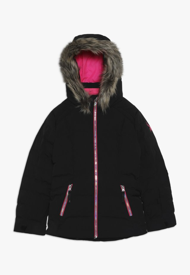 GIRLS - Ski jacket - black