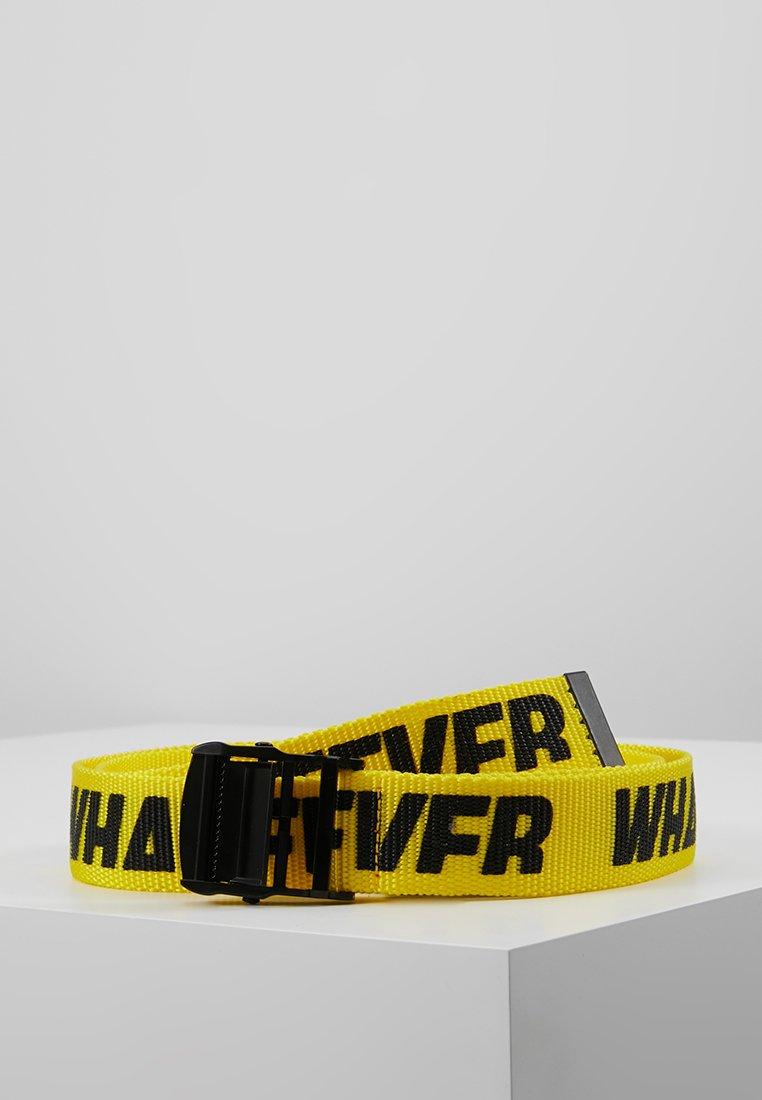 YOURTURN - Belt - yellow