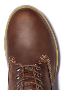 Timberland - Lace-up boots - rust full grain - 5
