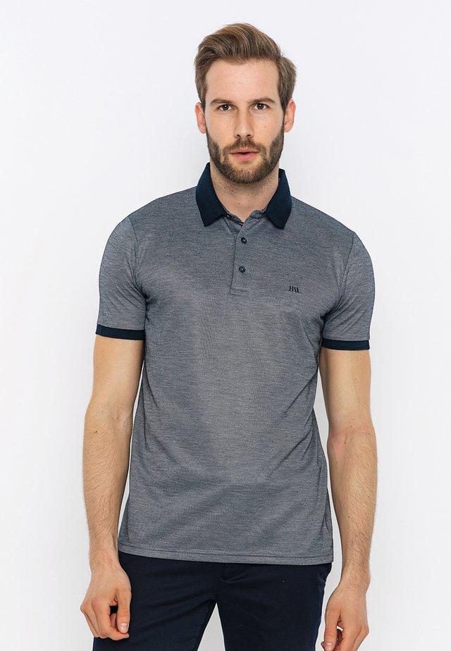SHORT SLEEVE - Poloshirt - antracite