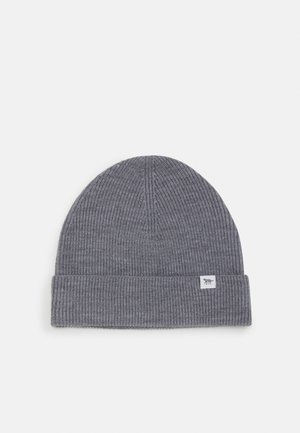 HEDQVIST UNISEX - Beanie - light grey melange