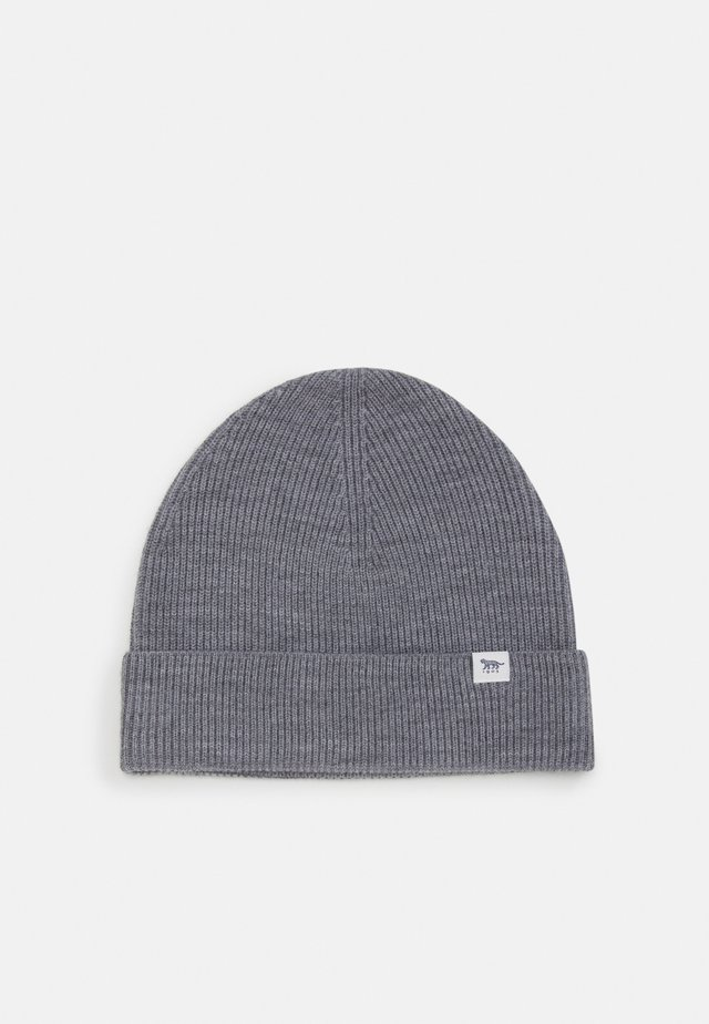 HEDQVIST UNISEX - Bonnet - light grey melange