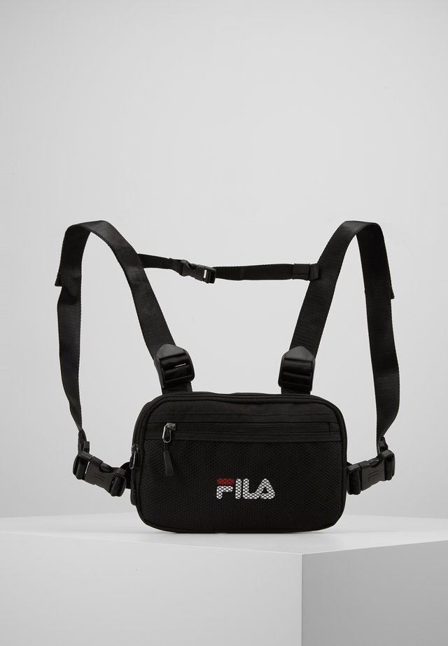 CHEST BAG - Rucksack - black