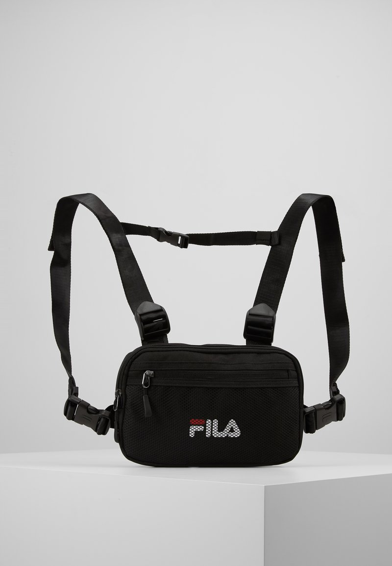 Fila - CHEST BAG - Reppu - black