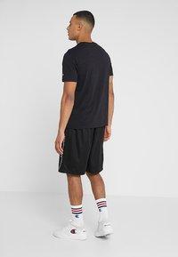 Champion - ROCHESTER SHORT - Sports shorts - black - 2