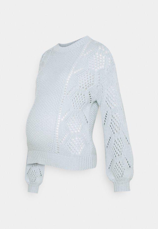 PCMPENELOPE - Stickad tröja - plein air
