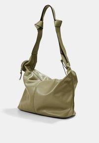 edc by Esprit - PIXIE  - Handbag - light khaki - 4