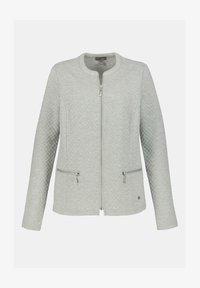 GINA LAURA - Zip-up hoodie - hellgrau-melange - 2