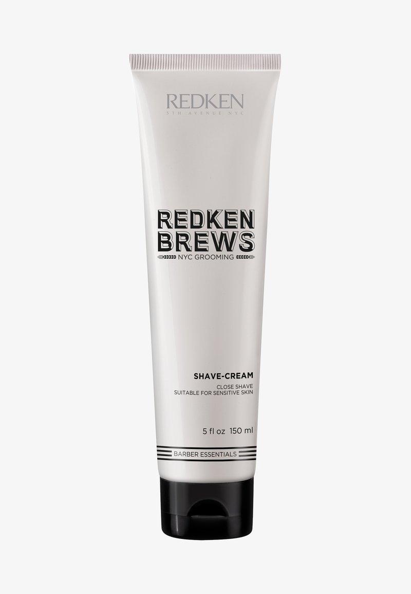 Redken - REDKEN BREWS SHAVE SOLUTION - Shaving cream - -