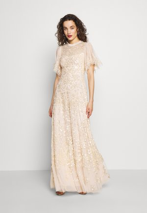 HONESTY FLOWER GOWN - Suknia balowa - pink