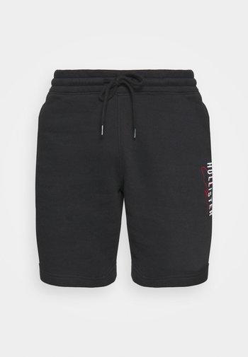 MODERN TECH - Short - black