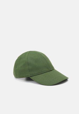 SOLID UNISEX - Cappellino - khaki